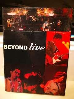 絕版!Beyond Live 1991雙CD+DVD