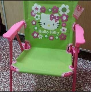 Hello Kitty 兒童摺椅