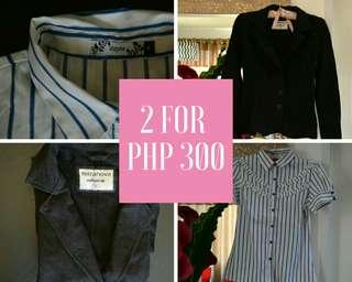 2 for Php 300