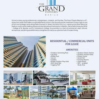 Affordable condominium and house and lot