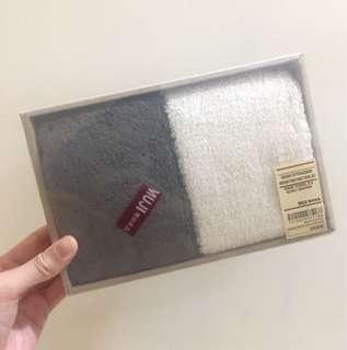 Muji無印良品毛巾hand towel