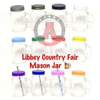 🚚 🔹Mason Jar Glass 🍺