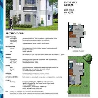 Very affordable Condominium and house and lot