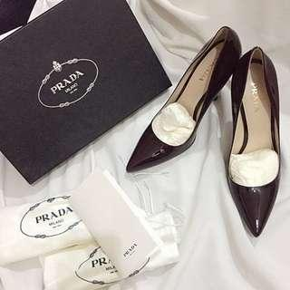 PRADA Heels AUTHENTIC!!