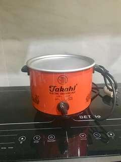 TAKAHI Slow cooker body only 1,2 liter