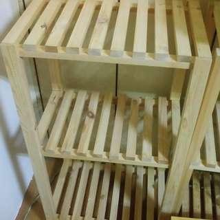 二手松木架