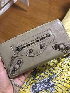 Balenciaga Inspired Wallet