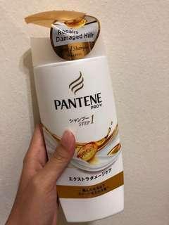 Pantene Pro-V shampoo japan