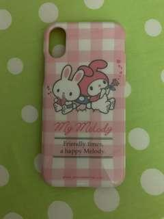 Sanrio My Melody Iphone X case