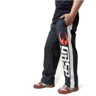 🚚 Geshiyi professional sports cotton training trousers