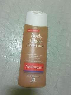 Neutrogena Body Clear Body Scrub