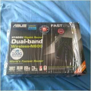 Asus N56-U router