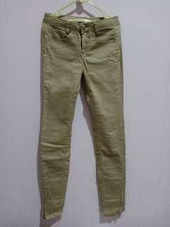 FLASH SALE ONLY TODAY | PULL & BEAR BROWN LONG PANTS #yukjualan