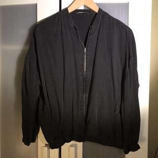 Zara Black Light Jacket