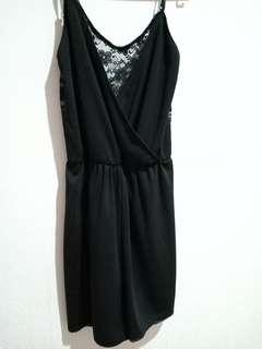 FLASH SALE ONLY TODAY | JUMPSUIT SIMPLY BLACK #yukjualan