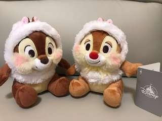 Chip and dale from Japan Disney Store 🇯🇵