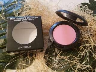 MAC Casual Color Lip and Cheek