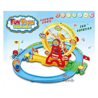Fun Train Paradise No.8130 (35pcs)