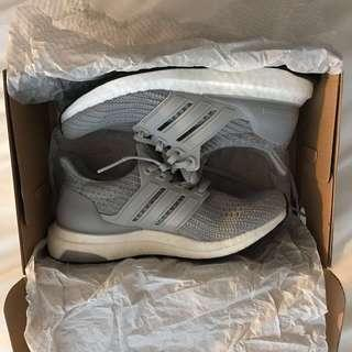 Adidas Grey Ultraboost 3.0