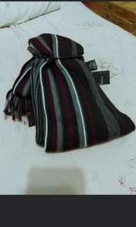 全新圍巾(標籤未拆)