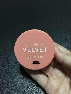 🚚 ARITAUM Sugaball Velvet Cheek Color Blusher