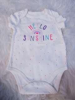 Hello Sunshine Onesie/Romper