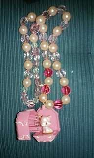 寶石寵物 粉紅色