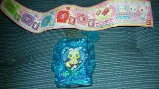 寶石寵物 扭蛋藍色