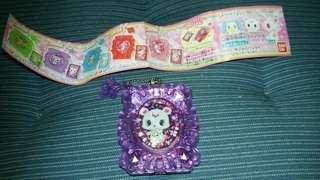寶石寵物 扭蛋紫色