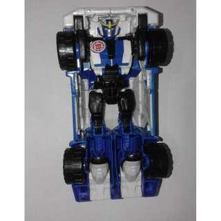 Transformers deluxe warrior rid robots in disguise Strongarm