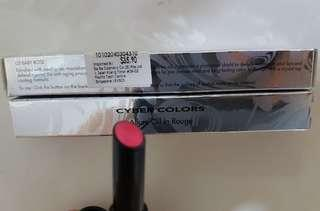 BN Cybercolors baby rose lip stick from Sasa usual $35.90