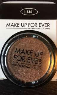 Make up for ever啡色眼影