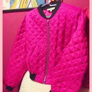Vintage Le Chateau Bomber Jacket