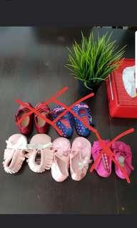 Pre-loved Baby girl pink shoes