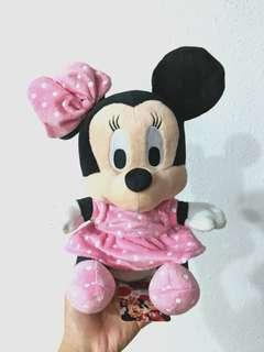 Brand New Minnie Mouse Soft Toy