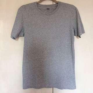 Uniqlo Women Supima Cotton Crew-neck Shirt