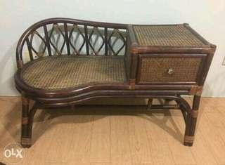 Elegant telephone chair