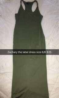 Zachary the label