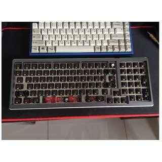TX-CP Korean Custom Mechanical Keyboard