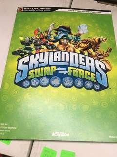 Skylanders Swap Force Strategy Guide