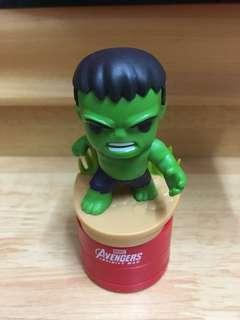Tesco Avenger Stamper Hulk