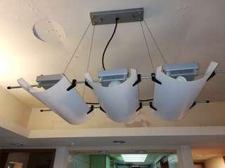 有造型的頂燈