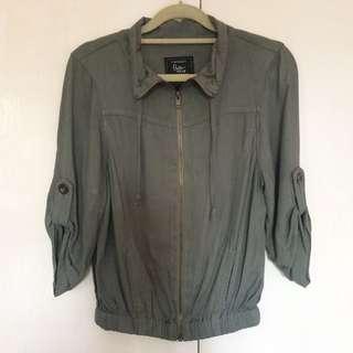 Cotton on 3/4 Sleeve Jacket