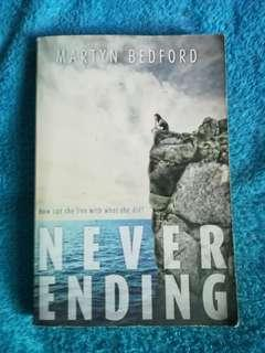 Never Ending Martin Bedford