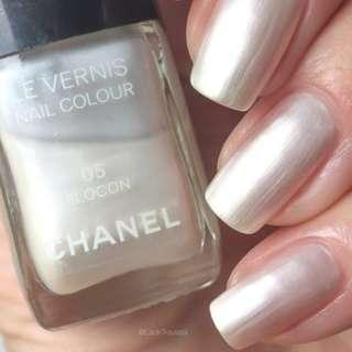 Chanel Le Vernis Nail Colour 05 FLOCON. BNIB. Authentic. RRP$40