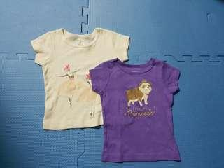 Carters T Shirts