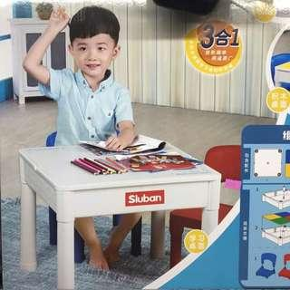 3in1 Learning Table