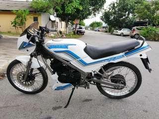 SUZUKI TXR 150