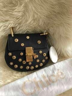 Authentic Chloé Drew with Swarovski