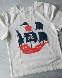 Baju anak size 5 tahun